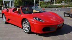 2005 Ferrari F430 F136 F1 Red 6 Speed Seq Manual Auto-Clutch Convertible South Melbourne Port Phillip Preview