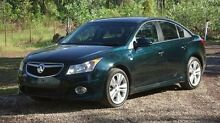 2013 Holden Cruze JH Series II MY14 SRi-V Green 6 Speed Sports Automatic Sedan Winnellie Darwin City Preview