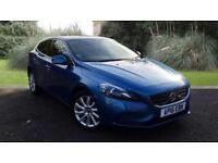 2016 Volvo V40 SE Lux Rear Park Assist, Heated Front Windscreen Front Seats Ma