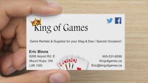 Games for Rent - Buck and Doe Stratford Kitchener Area image 2