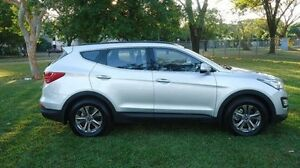 2015 Hyundai Santa Fe DM2 MY15 Active Silver 6 Speed Sports Automatic Wagon Winnellie Darwin City Preview