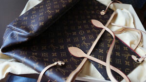~*~ 100 % AUTH L.VUITTON~ MM NEVERFULL ~ in store Condition