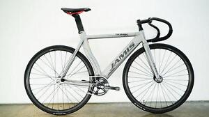 New Jamis Sonik Fixie, Single Speed Track Bicycle
