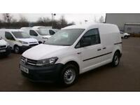 Volkswagen Caddy 2.0 75ps BLUEMOTION TECH STARTLINE EURO 6 DIESEL MANUAL (2016)