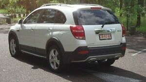 2015 Holden Captiva CG MY15 7 AWD LTZ White 6 Speed Sports Automatic Wagon Winnellie Darwin City Preview