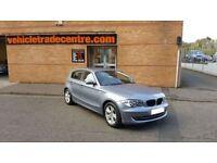 BMW 1 SERIES 1.6 116I SE 5d 121 BHP (blue) 2007