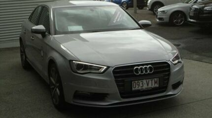 2014 Audi A3 8V MY14 Ambition S tronic Grey 6 Speed Sports Automatic Dual Clutch Sedan Bungalow Cairns City Preview