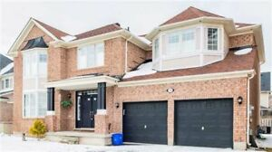 **Absolutely Stunning 5 Bdrm Detached Home**