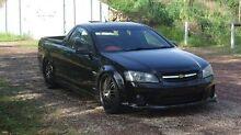 2007 Holden Ute VE SS V Black 6 Speed Manual Utility The Narrows Darwin City Preview