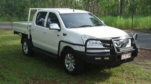 2014 Foton Tunland P201 White 5 Speed Manual Utility Winnellie Darwin City Preview
