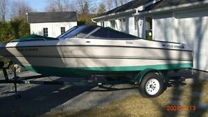 Great fun family boat for fishing, skiing, tubing or site seeing