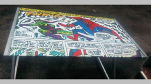 "SPIDERMAN"" Comics Drafting Table"