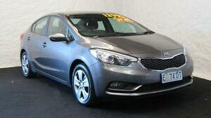 2014 Kia Cerato YD MY14 S Sedan 4dr SA 6sp 1.8i Grey Semi Auto Sedan Derwent Park Glenorchy Area Preview