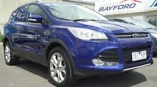 2014 Ford Kuga TF Trend AWD Blue 6 Speed Sports Automatic Wagon Bundoora Banyule Area Preview