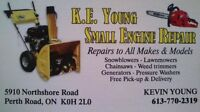 K.E.YOUNG SMALL ENGINE TUNE-UP & REPAIR