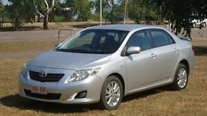 2007 Toyota Corolla ZRE152R Ascent Silver 4 Speed Automatic Sedan Winnellie Darwin City Preview