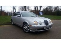 Jaguar S-Type 2.5 V6 SE Plus 4dr **1 YEAR WARRANTY*1 YEAR MOT**