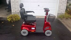 4 WHEEL FORTRESS SCOOTER