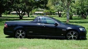 2009 Holden Ute VE MY09.5 SS V Black 6 Speed Manual Utility Winnellie Darwin City Preview