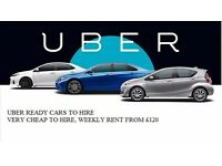 UBER READY PCO CARS TO HIRE , VERY CHEAP TO HIRE FORM £120 PER WEEK