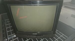 "Phillips 20"" TV"