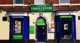 Experienced Optometry Receptionist