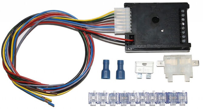 In addition bypass relay wiring diagram on saab towbar wiring universal 7 way bypass relay towing electrics towbar wiring kit ebay rh ebay co uk cheapraybanclubmaster Image collections