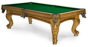 POOL TABLES CLEARANCE SALE