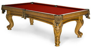 POOL TABLES,  NEW AND MANY USED Kingston Kingston Area image 3