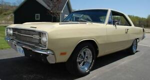 Clean 1969 Dodge Dart Swinger 340 - Matching numbers