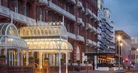 Receptionist & Front of House - Recruitment Open Day 31.03.17 - Hilton Brighton Metropole