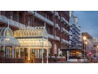 Receptionist & Front of House - Recruitment Open Day 31.03.17 - Hilton Brighton Metropole