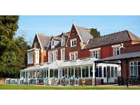 Night Porter – Hilton St Anne's Manor, Bracknell