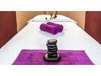 Keep Calm & Enjoy Your Massage x Relax Your Body & Mind x Massage By Zuza x