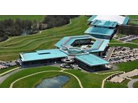 Conference & Banqueting Assistant- Hilton at St Georges Park