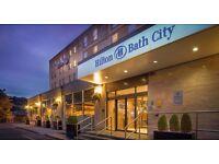 Kitchen Steward - Hilton Bath City
