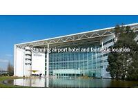 Executive Lounge Host – Hilton London Heathrow T4