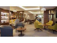 Executive Lounge Host - Hilton Cambridge City Centre Hotel
