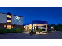 Chef de Partie – Hilton Watford – Live in Available