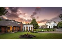 Chef de Partie - Hilton Puckrup Hall - Live In Available
