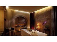 Massage in Victoria la petite spa