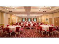Conference & Banqueting Waiter/Waitress - Hilton Milton Keynes