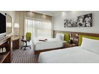 Room Attendant – Hilton St. George's Park, Burton-on-Trent
