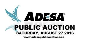 ADESA PUBLIC AUCTION & TOY SALE