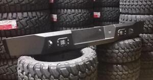 REAR BUMPER WITH ALL LIGHTING! FORD-CHEVY-DODGE-TOYOTA-GMC