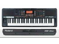 Roland Arabic keyboard exr 46 or