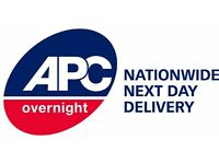Customer service advisor for a large established Delivery company