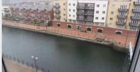 1 bed luxury apartment Cardiff bay