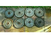 PRO POWER Weight Plates See photos