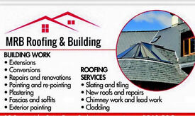 slater , new roofs , flat roofs , chimneys